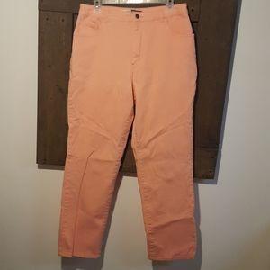 St. John's Bay Stretch Classic Pink Jeans